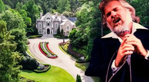 Kenny Rogers Once Lived In This Millionaire's Mansion