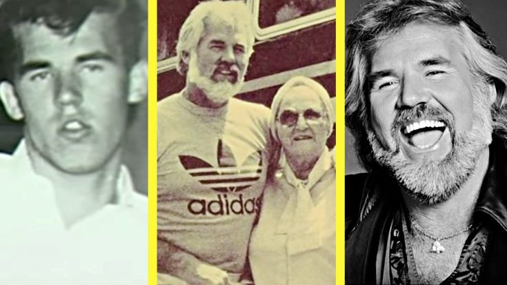 """Video Memorial For Kenny Rogers' Posthumous Song """"Goodbye"""" 
