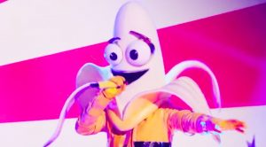 """Banana Rocks Out To Lynyrd Skynyrd's """"Sweet Home Alabama"""" On """"The Masked Singer"""""""