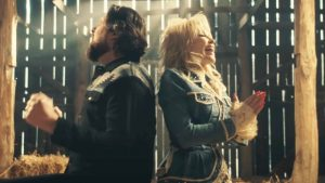 "Dolly Parton & Christian Singer Zach Williams Release Music Video For ""There Was Jesus'"