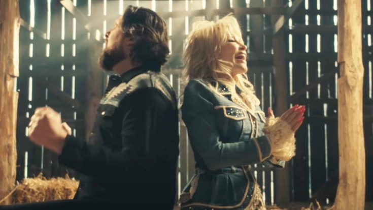 """Dolly Parton & Christian Singer Zach Williams Release Music Video For """"There Was Jesus'   Classic Country Music Videos"""
