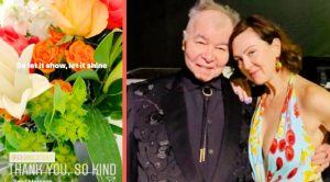 "George Strait Sends Flowers To John Prine's Widow, She Thanks Him For Being ""So Kind"""