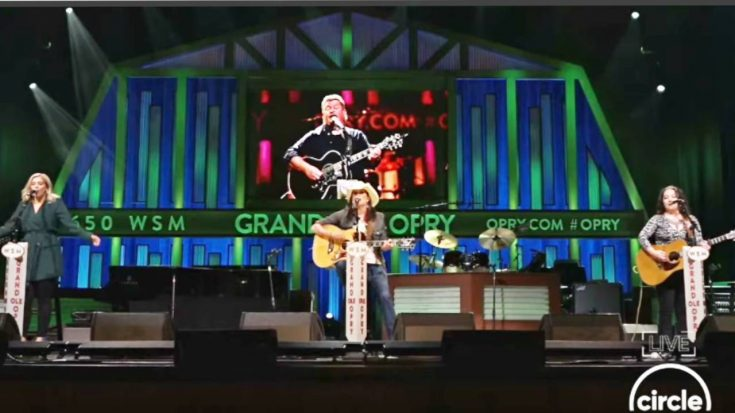 Terri Clark, Ashley McBryde, & Lauren Alaina Join Forces For Joe Diffie Tribute