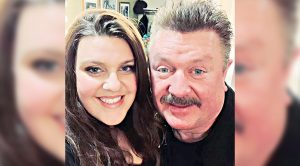 "Joe Diffie's Daughter Sings His Song ""Home"" To Honor Her Dad After His Passing"