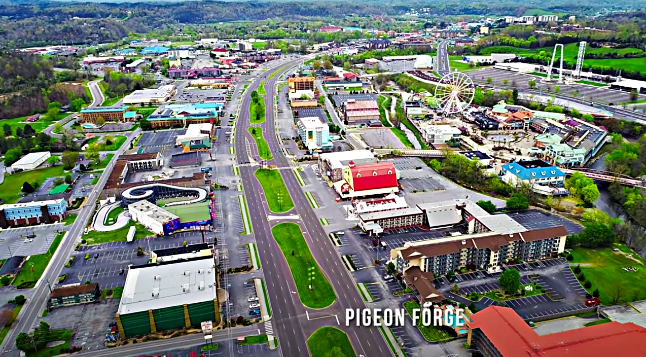 Pigeon Forge Is First Tourism Destination In Us To Reopen May 1