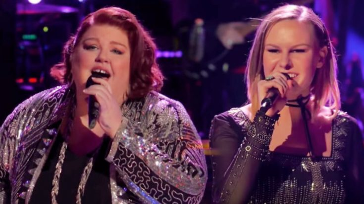 "Opera Singer Wins ""Voice"" Battle Over Martina McBride's ""My Baby Loves Me"""