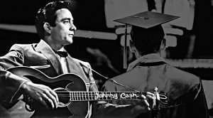 1949 – Johnny Cash Performs In Public For First Time At His High School's Graduation