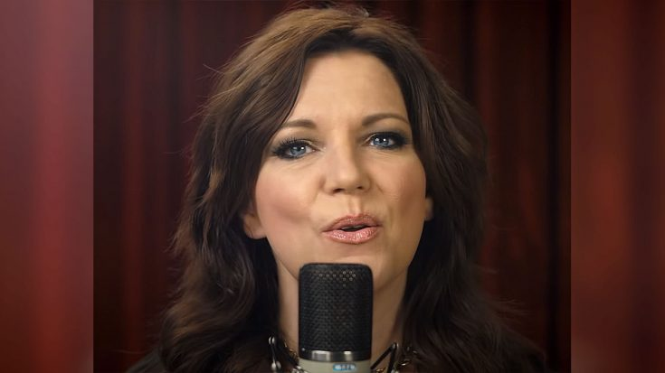 """Martina McBride Releases Brand New Song And Music Video """"Girls Like Me"""" 