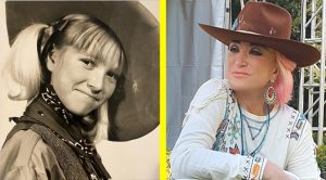 "Tanya Tucker Posts ""Throwback"" Photo Of Herself At 10 Years Old"