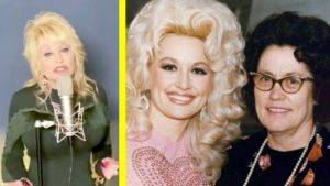 Dolly Parton Performs Unreleased Song In Honor Of Late Mother