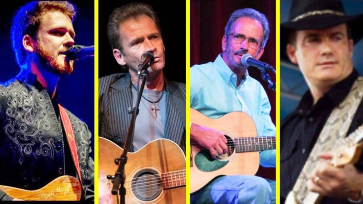 Merle Haggard Had 4 Sons…And They All Are Country Singers | Classic Country Music Videos