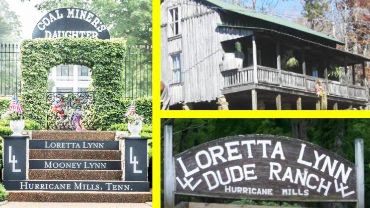 An Inside Look At Loretta Lynn's Ranch | Classic Country Music Videos