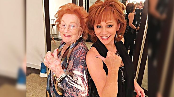 """Reba: Quarantine A """"Blessing"""" After Mom's Death 