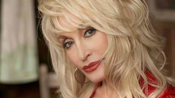 """Dolly Parton Sings Her Song """"Try"""" For Those That Are Struggling 