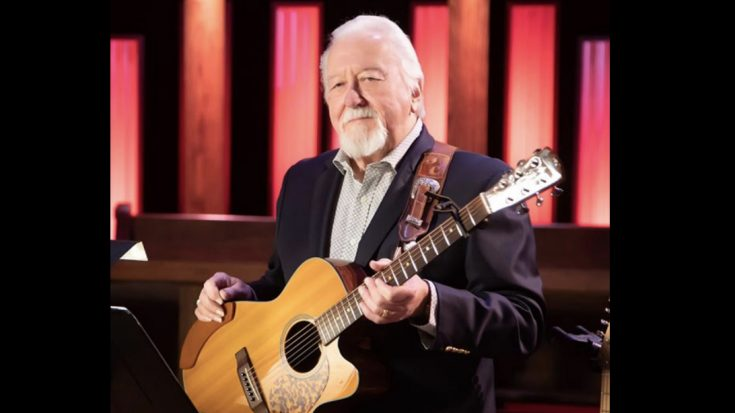 Longtime Grand Ole Opry Guitarist Jimmy Capps Has Died At 81 | Classic Country Music Videos