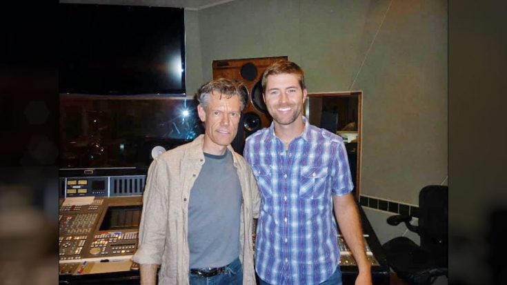 Randy Travis Returns To Studio After Stroke To Sing On Josh Turner's New Album | Classic Country Music Videos