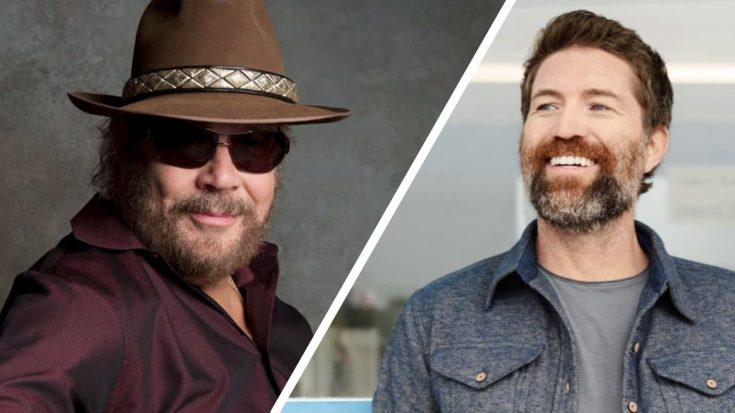 "Josh Turner & Chris Janson Cover ""Country State Of Mind"" By Hank Jr. For Josh's New Album 