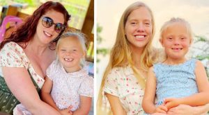 Rory Feek Shares New Pictures Of Indy With Her Big Sisters Heidi & Hopie