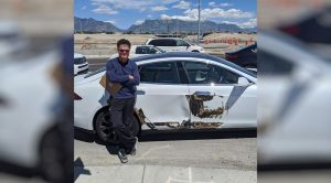 Donny Osmond Hit By Semi-Truck While Driving On Freeway