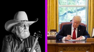 Charlie Daniels' Family Receives Condolence Letter From President Trump