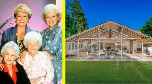 "Famous ""Golden Girls"" House Listed For Sale"