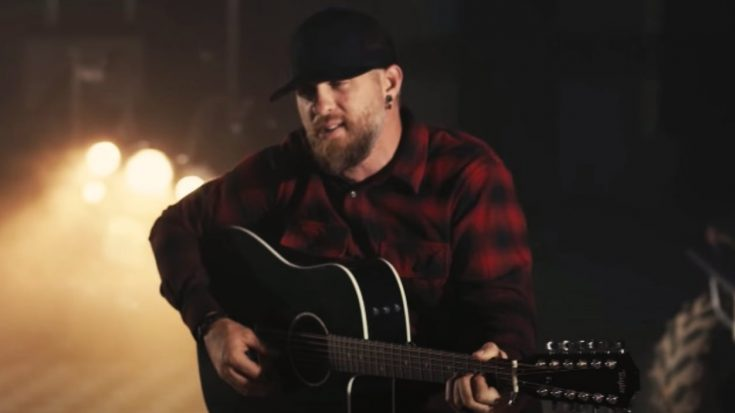 """Brantley Gilbert Tips His Hat To Charlie Daniels With Cover Of """"Long Haired Country Boy"""""""
