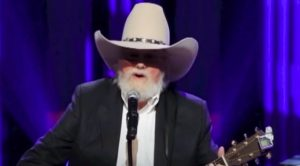 "Charlie Daniels Performs ""Softly And Tenderly"" At George Jones' 2013 Memorial Service"
