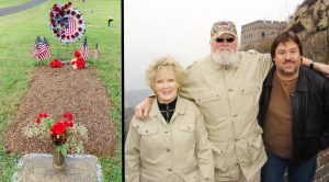 "Charlie Daniels Jr. Shares Photo Of Father's Gravesite, Says ""We Miss You, Dad"""