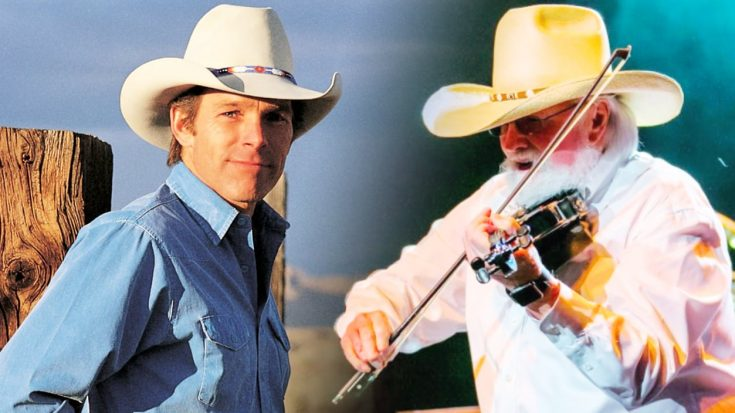 "Charlie Daniels & Chris LeDeoux Made A Duet, ""Even Cowboys Like A Little Rock And Roll"""