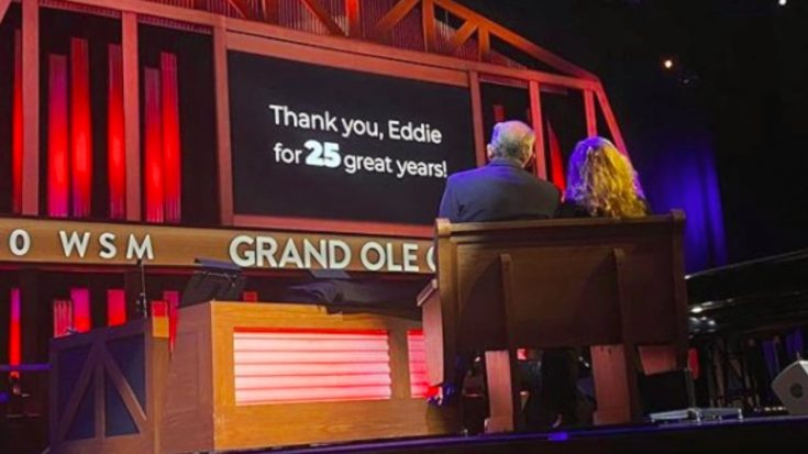 Opry & WSM Radio Say Farewell To Retiring Eddie Stubbs | Classic Country Music Videos