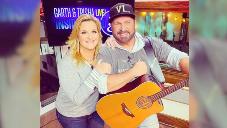 Garth & Trisha Postpone Facebook Concert After Team's Possible Exposure To COVID-19 | Classic Country Music Videos