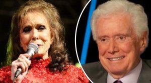 """Loretta Lynn Mourns Death Of Regis Philbin: """"We Will All Miss Him"""""""