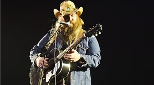 "Chris Stapleton Premieres First Single In 2 Years, ""Starting Over"""