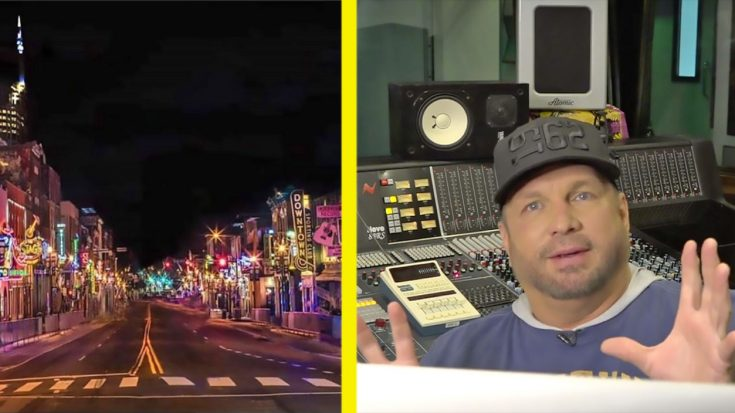 Garth Brooks Considering Opening A Bar In Nashville | Classic Country Music Videos