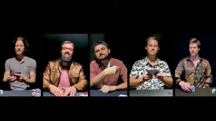 """Home Free Shares """"The Gambler"""" Video In Honor Of Kenny Rogers 