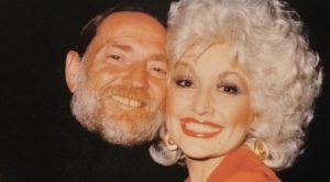 "Dolly Parton Releases ""Pretty Paper"" Duet With Willie Nelson"