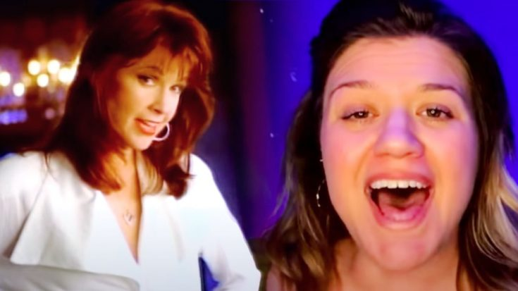 "Kelly Clarkson Sings Ode To 90s Country With Patty Loveless' ""Blame It On Your Heart"" 