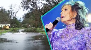 """My Heart Goes Out"" – Loretta Lynn Speaks To Those Impacted By Hurricane Laura"