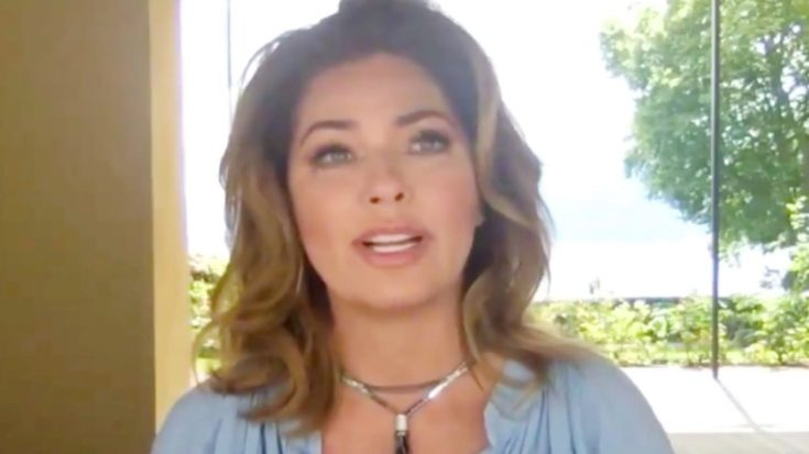 """""""I Thought I Would Never Sing Again"""" – Shania Twain Speaks About Battle With Lyme Disease 