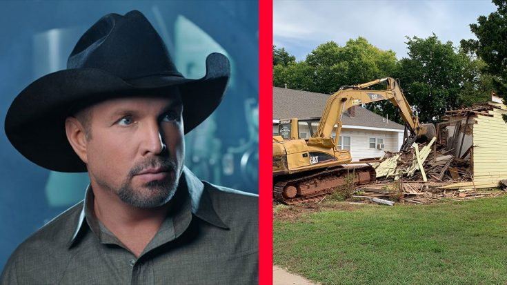 Garth Brooks' Former Home Demolished | Classic Country Music Videos