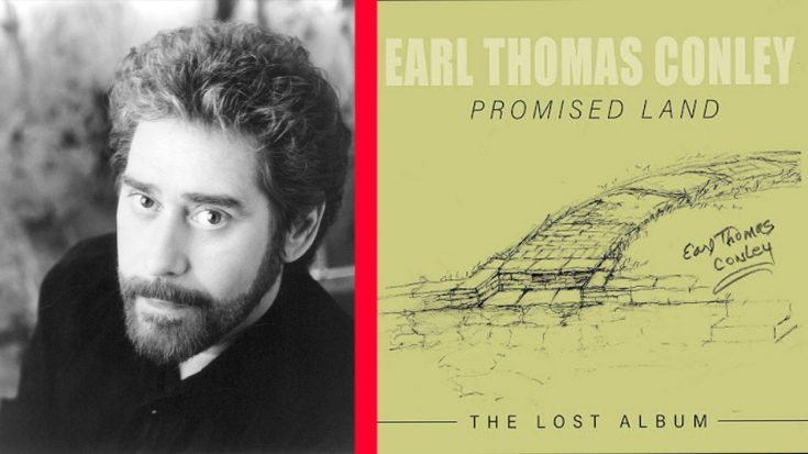 Never-Before-Heard Earl Thomas Conley Recordings To Be Released This Friday | Classic Country Music Videos