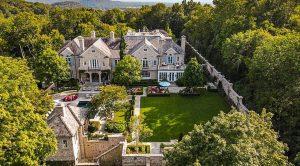 Alan Jackson's $23 Million Mansion Up For Sale