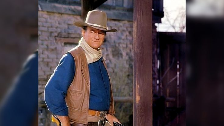 John Wayne's Wig Was Accidentally Knocked Off In Three Movies | Classic Country Music Videos