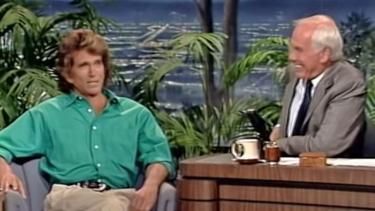 Looking Back On Michael Landon's Last Talk Show Appearance | Classic Country Music Videos