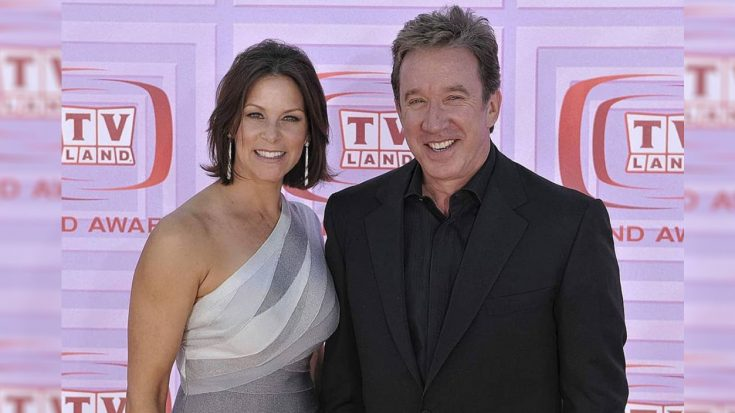 A Look At Tim Allen & His Wife's Love Story | Classic Country Music Videos