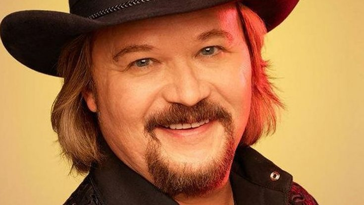 "Travis Tritt To Release New Single ""Ghost Town Nation"" From Upcoming Album 