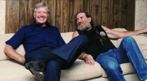 President Jimmy Carter Confirms Willie Nelson Smoked Weed On White House Roof
