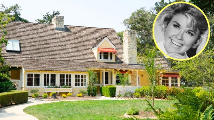Doris Day's Home Listed For $7.4 Million | Classic Country Music Videos