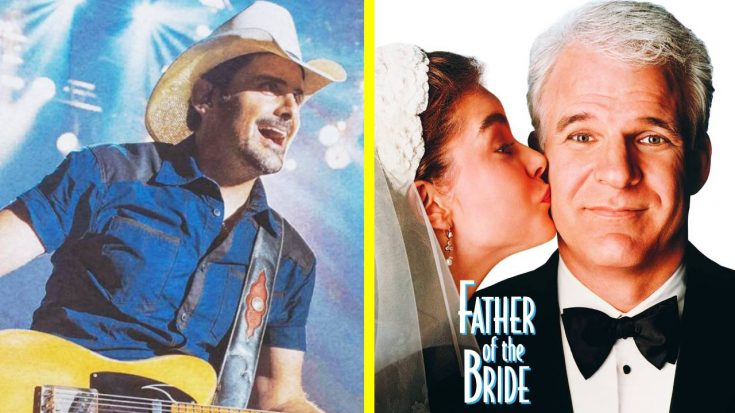 """""""Father Of The Bride"""" Releasing Part 3: """"No One More Excited"""" Than Brad Paisley"""
