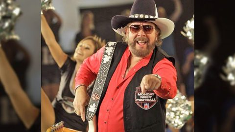 "Hank Williams Jr. No Longer ""Monday Night Football"" Singer 